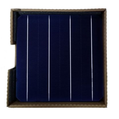 Монокристаллическая солнечная ячейка 4BB 156.75 x 156.75 5.28W 21.6%